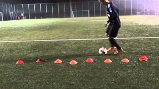 New young C.Ronaldo/Neymar - Drills - Skills - Rabona