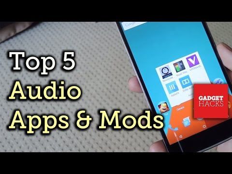 Top 5 Audio Mods For Your Android [How-To]