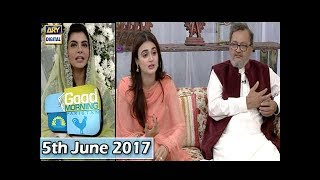 Good Morning Pakistan - Ramzan Special - 5th June 2017 - ARY Digital Show