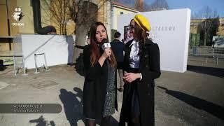 Altaroma 2018 - Interview to Alessia Fabiani