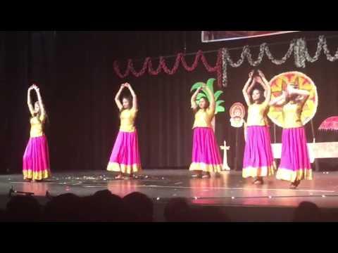 Sarasasundari, Vijanasurabhi, Ayala Porichathundu Fusion Dance Onam 2016