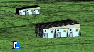 ICA Industria Colombiana de Albergues - Video