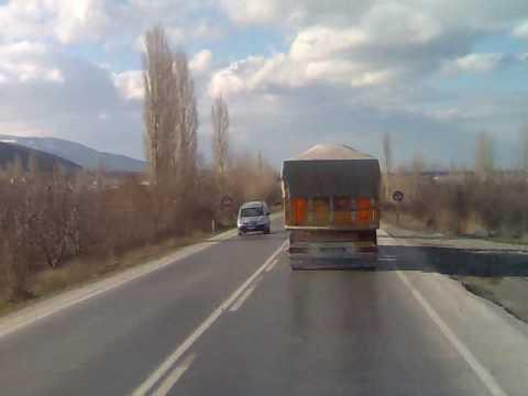 Konya Afyon Karahisar Yolu 130. KM Göl Çayır Mevkii