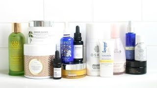 MY FAVORITE NATURAL AND ORGANIC SKINCARE PRODUCTS