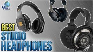10 Best Studio Headphones 2018