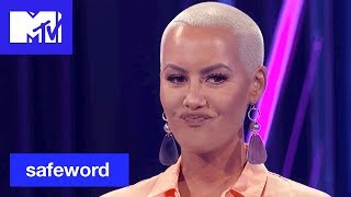 'Will Amber Rose Lick, Suck, or Use Her Safe Word?' Official Sneak Peek | SafeWord | MTV