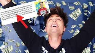 How Much Money Do YouTubers Really Make? (Shane Dawson, James Charles, Jeffree Star)