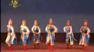 牧民新歌(蒙古族女子群舞)