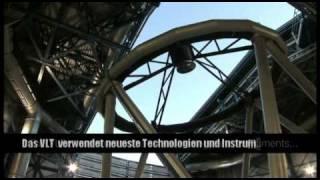 VLT - Very Large Telescope Project