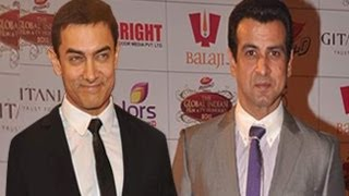 Ronit Roy PROTECTS Aamir Khan