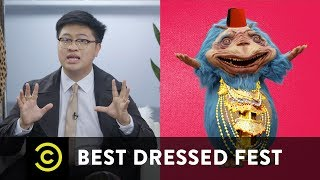 Best Dressed Fest - Emergency Fashion Surgery