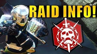 Destiny 2: LEAKED RAID INFO!