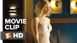 Passengers Movie CLIP - Gravity Loss (2016) - Jennifer Lawrence Movie