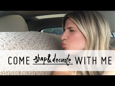 Shopping for Joslyn's Studio Design and Donating Our First $1000! | Interior Design Prep | Mr Kate
