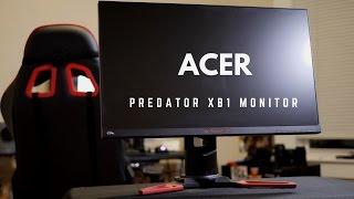 Acer Predator XB1 Review [XB271HU]