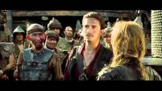 Pirates of the Caribbean 3 - Outtakes (German Subtitles)