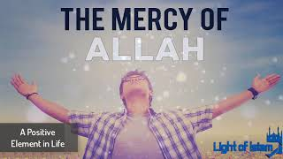 The Mercy Of ALLAH Very Very Beautiful Reminder | Light of Islam