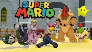 Super Mario BREAK DANCING - Battle Animation Remix