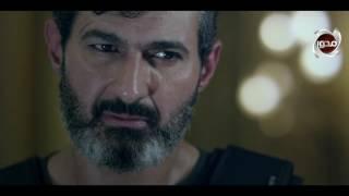 """مسلسل ظل الرئيس - مشهد اكشن  :"""" ياسر جلال """" يقتحم فيلا """"يونس """"لانقاذ """"نور"""" و معرفة الحقيقة"""