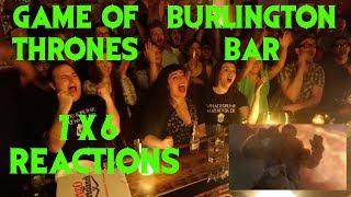 GAME OF THRONES Reactions at Burlington Bar /// 7x6 THAT SCENE \\\