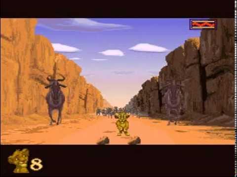 Disney's The Lion King - Level 4
