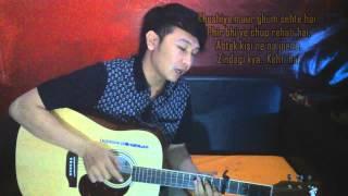 (Mann .Ost) Khushiyan Aur Gham - Nathan Fingerstyle