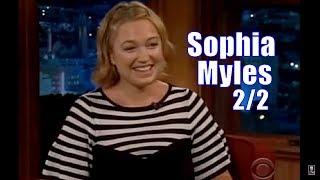 Sophia Myles -