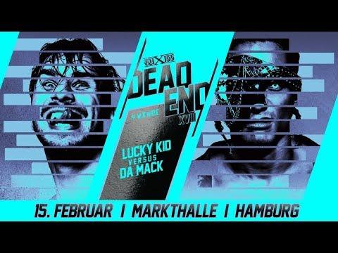 Xxx Mp4 Lucky Kid Vs Da Mack WXw Dead End 2019 Trailer 3gp Sex