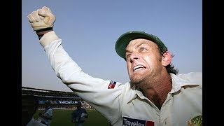 113* off 94 balls- in a test match- Adam Gilchrist the destroyer. Crushing innings.