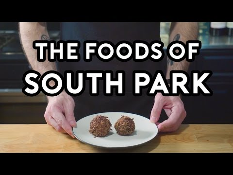 Binging with Babish South Park Special