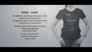 Dewa - Larut (cover by Maya)