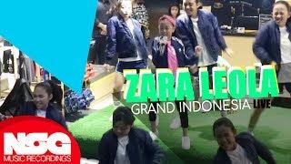 Zara Leola Live @ Grand Indonesia
