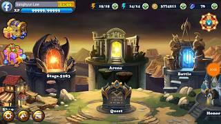 Defender 3 - Stage 5283 & HP 18000