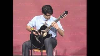 Harvard University - Rocking Guitar - AMIN TOOFANI