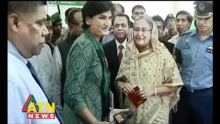 ATN News- Prime Minister visits the Digital Fair