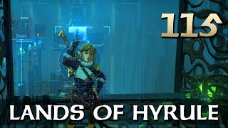 [115] Lands of Hyrule (Let's Play The Legend of Zelda: Breath of the Wild [Nintendo Switch] w/ GaLm)