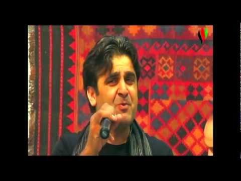 Hafiz Karwandgar New Afghan Pashto Pakhto Song PAGHMAN with nice Robab & Harmunia Live