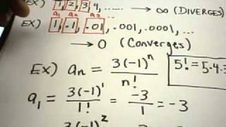 What is a Sequence? Basic Sequence Info