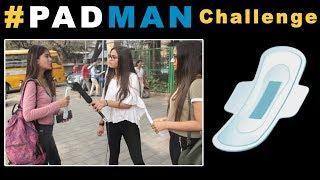 # PADMAN Challenge, Mumbai girls & boys frankly speaking !!