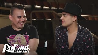 Queen To Queen: Jaymes Mansfield & Valentina | RuPaul's Drag Race Season 9 | Now on VH1