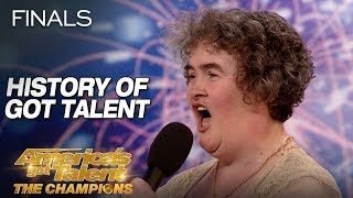 The History Of Got Talent: How It All Started - America