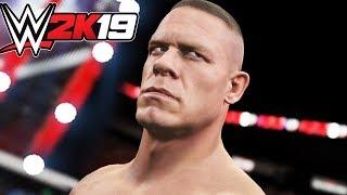 ROYAL RUMBLE WWE 2K19 !