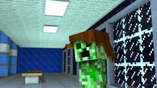 """Minecraft Style""   A Parody of PSY's Gangnam Style Music Video"