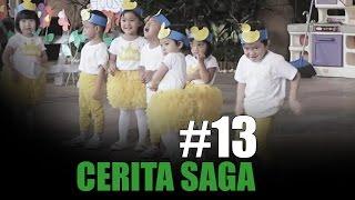 SAGA. JOGET DI PERFORMANCE DAY | #CeritaSaga - 13