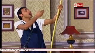 تياترو مصر | كوميديا علي ربيع واختراعه المحصول الجديد قصب الزعافة