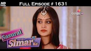 Sasural Simar Ka - 13th October 2016- ससुराल सिमर का - Full Episode (HD)