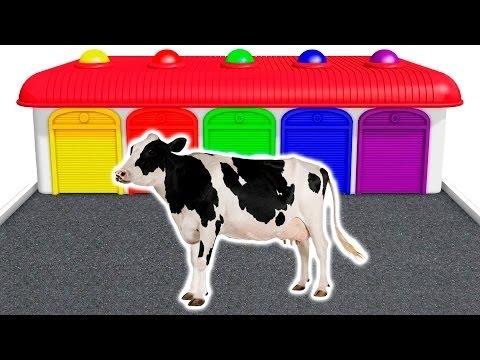 Xxx Mp4 Aprender Los Colores Con Vaca Y Animales Domesticos En Español Para Niños Animacion 3D 3gp Sex