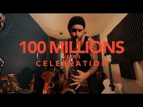 Xxx Mp4 Jimmy Sax Kiss My Sax 100 Millions Views Celebration 3gp Sex