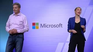 Microsoft Build: Cortana + Alexa Demo