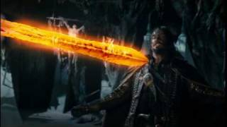 Solomon Kane vs. Reaper